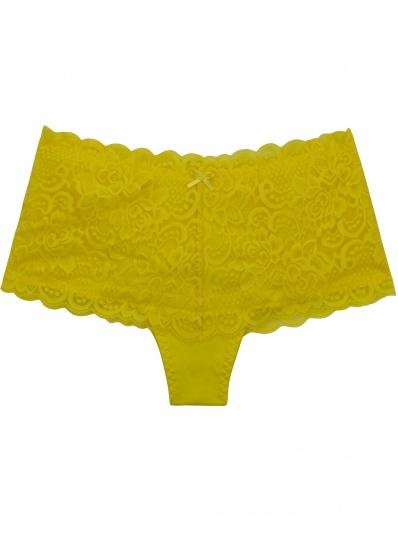 Caleçon Dinha Amarelo
