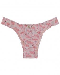 Biquíni Fru Fru REF: FLS Flamingo - Roupa De Baixo