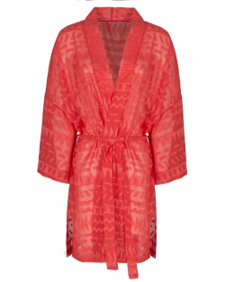 Robe Kimono Atena Laranja